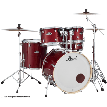"EXPORT FUSION 20"" CHERRY GLITTER PEARL"