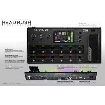 PEDALBOARD HEADRUSH