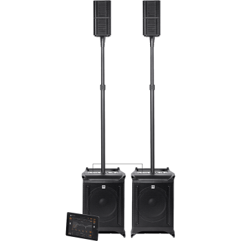 N602PACK-TWIN HK AUDIO