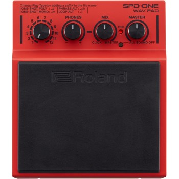 SPD ONE WAV PAD ROLAND