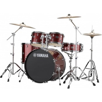 RYDEEN FUSION20 PAISTE101 HOT RED YAMAHA