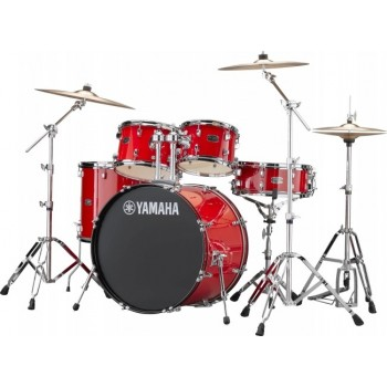 RYDEEN STAGE22 PAISTE101 HOT RED YAMAHA
