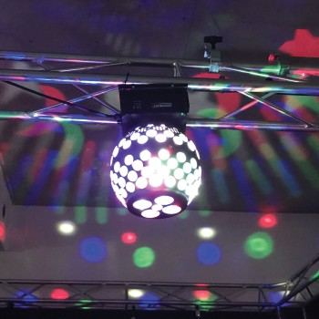 MAGIC BALL POWER LIGHTING