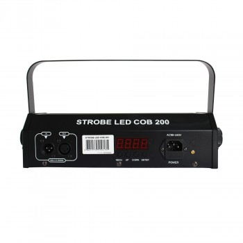 STROBE LED COB 200 POWER...