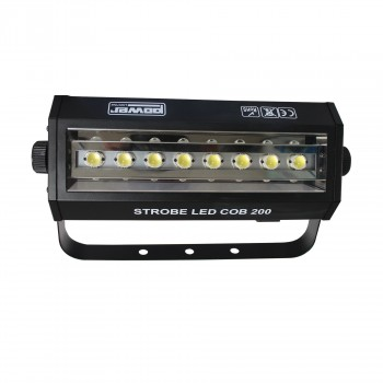 STROBE LED COB 200 POWER LIGHTING