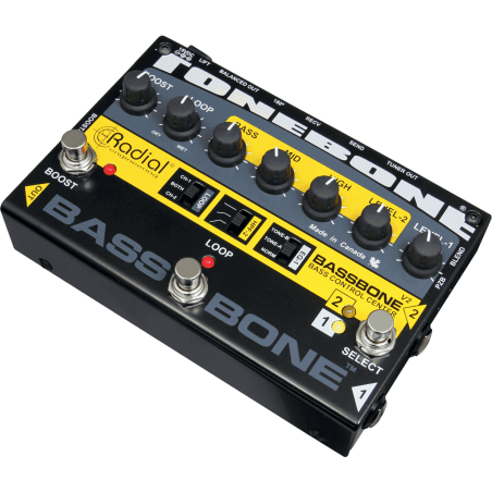 BASSBONE TONEBONE