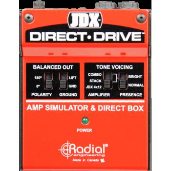 JDX-DIRECT-DRIVE TONEBONE