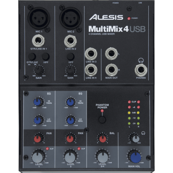 MULTIMIX 4 USB ALESIS