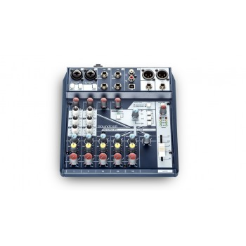 NOTEPAD-8FX SOUNDCRAFT