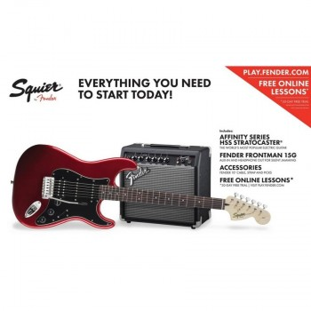 PACK STRAT SS DIAPASON COURT SQUIER