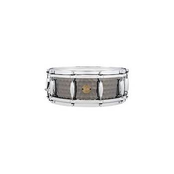 "14"" X 6.5"" HAMMERED BRASS SILVER SERIES  FULL RANGE GRETSCH"