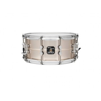 14 X 6.5 BLACK STEEL SIGNATURE TAYLOR HAWKINS FULL RANGE GRETSCH