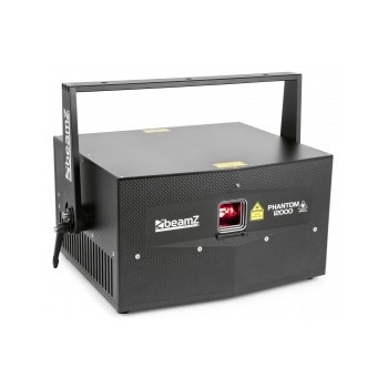 Phantom 12000 Pure Diode Laser RGB Analogique BeamZ Professional