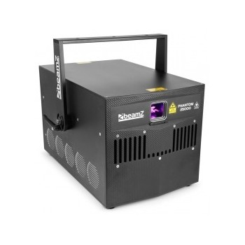 Phantom 25000 Pure Diode Laser RGB Analog BeamZ Professional