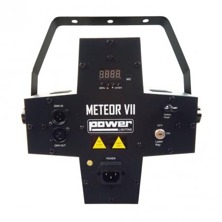 METEOR VII Power lighting