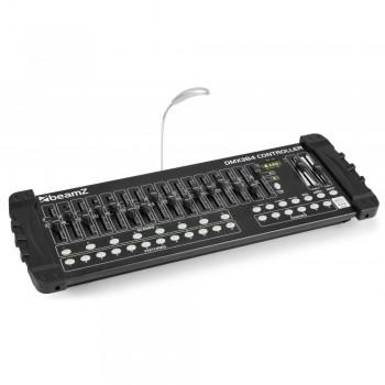 DMX 384 est un contrôleur DMX Beamz