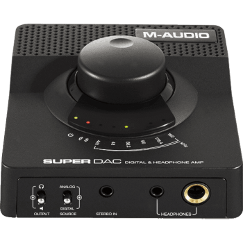 SUPERDACII M-AUDIO
