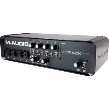 MTRACK QUAD M-AUDIO