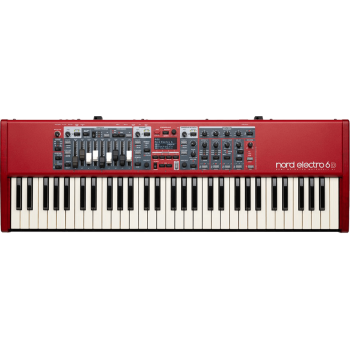 NORD ELECTRO 6D 61 TOUCHES