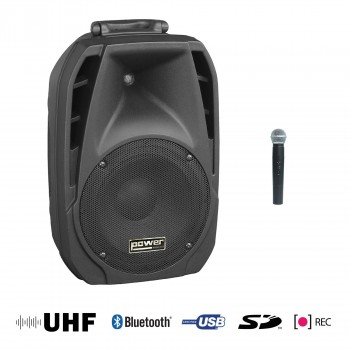 BE 5400 UHF MK2 POWER ENCEINTE PORTABLE