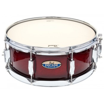 "DECADE MAPLE PEARL 14x5.5"" GLOSS DEEP RED PEARL"