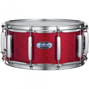 "MASTER MAPLE COMPLETE 14x6.5""INFERNO RED PEARL"