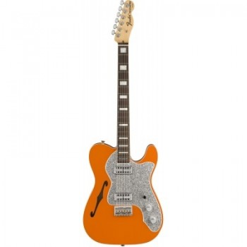 TROUBLEMAKER LIMITED TELECASTER RW ICED BLUE METALLIC FENDER