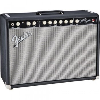 SUPER-SONIC 22 BLACK FENDER