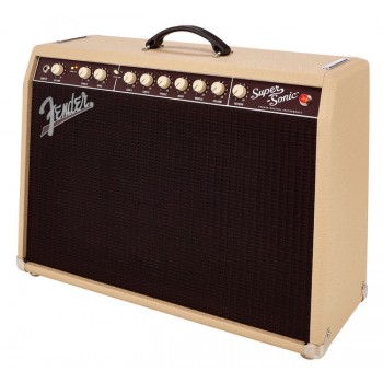 SUPER-SONIC 22 COMBO BLONDE FENDER
