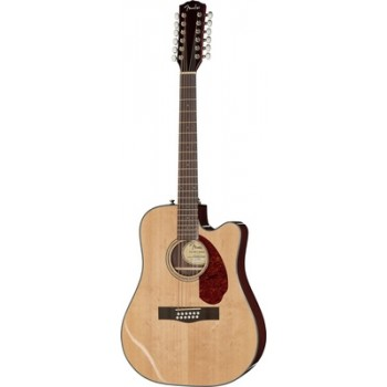 CD-140SCE MAHOGANY NATURAL FENDER