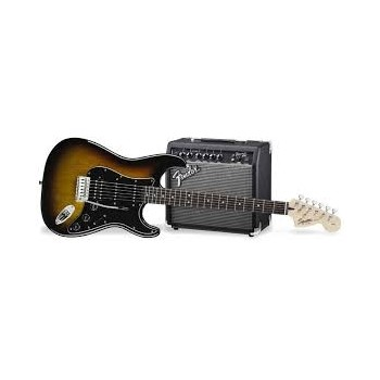 PACK STRAT HSS AFFINITY SERIES SQUIER