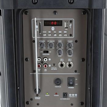 MOOVY 10 MK2   POWER ACOUSTICS