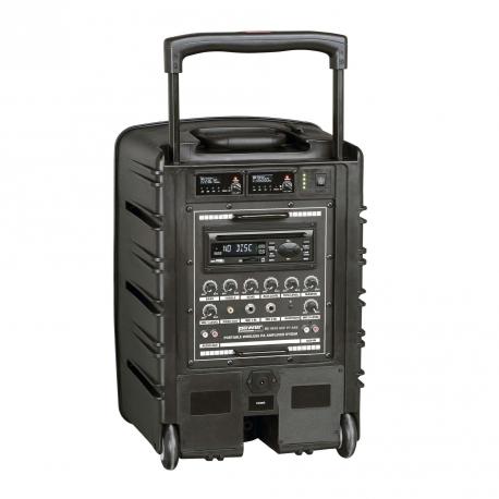 BE 9610 UHF PT ABS  POWER ENCEINTE PORTABLE