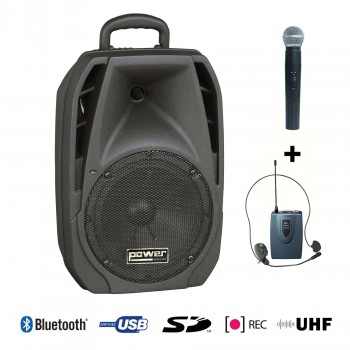 BE 4400 UHF PT MK2  Power Acoustics