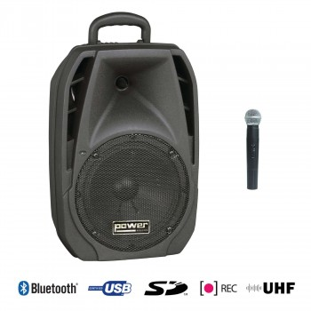 BE 4400 UHF MK2   POWER ENCEINTE PORTABLE