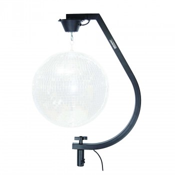 MIRRORBALL STAND BL  POWER