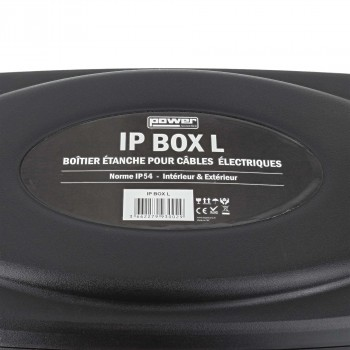 IP BOX L   POWER  ACOUSTICS