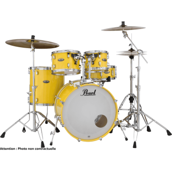 "DECADE MAPLE JAZZ 18"" SOLID YELLOW PEARL"