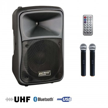 BE 9412 UHF MEDIA POWER ACOUSTICS