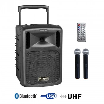 BE 9208 UHF MEDIA POWER ACOUSTICS