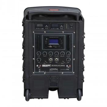 BE 9208 UHF MEDIA POWER...