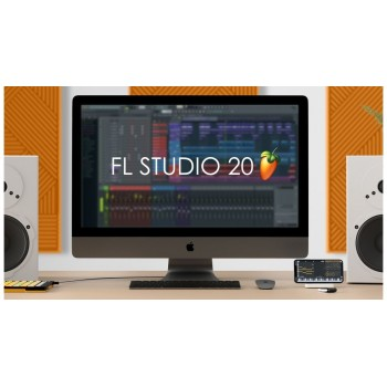 FL STUDIO 20 - FRUITY EDITION