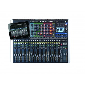 SI PERFORMER 2 SOUNDCRAFT