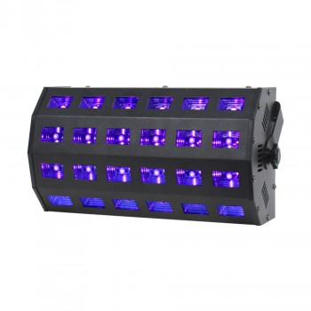 UV PANEL 24X3W CURV POWER LIGHTING