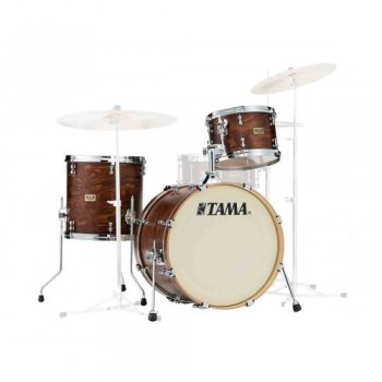S.L.P. STUDIO MAPLE 22X16 - 10X7 - 12X8 - 16X16 GLOSS SIENNA TAMA
