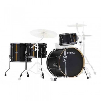 SUPERSTAR HYPER-DRIVE DUO 5 FÛTS SATIN BLUE TAMA