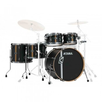 SUPERSTAR HYPER-DRIVE DUO 4 FÛTS FLAT BLACK TAMA