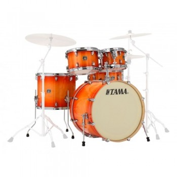 KIT SUPERSTAR CLASSIC 5 FÛTS COFFEE FADE TAMA