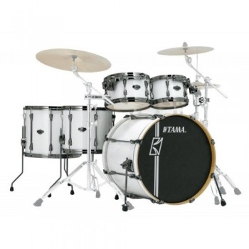 SUPERSTAR HD MAPLE 5PC MIDNIGHT GOLD SPARKLE TAMA