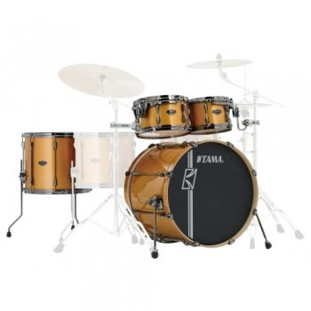 SUPERSTAR HD MAPLE 5PC SUGAR WHITE TAMA